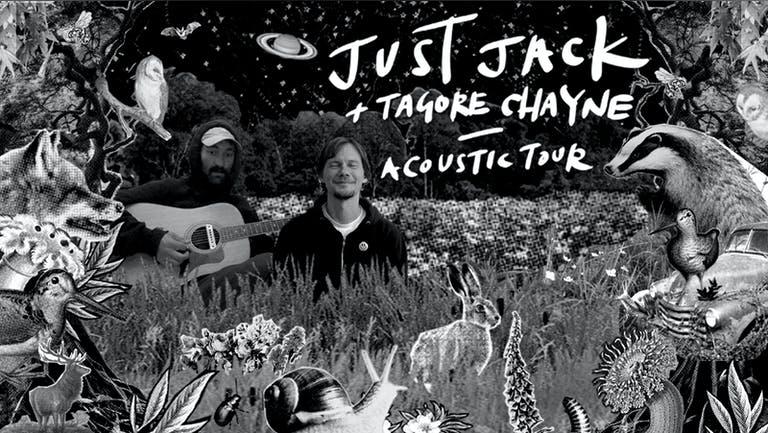 Just Jack (Acoustic) at Dead Wax, Birmingham