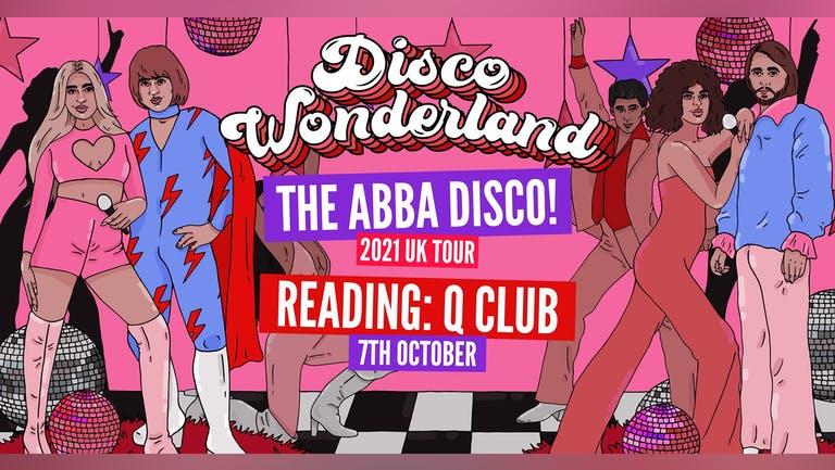 ABBA Disco Wonderland / 2021 UK TOUR!