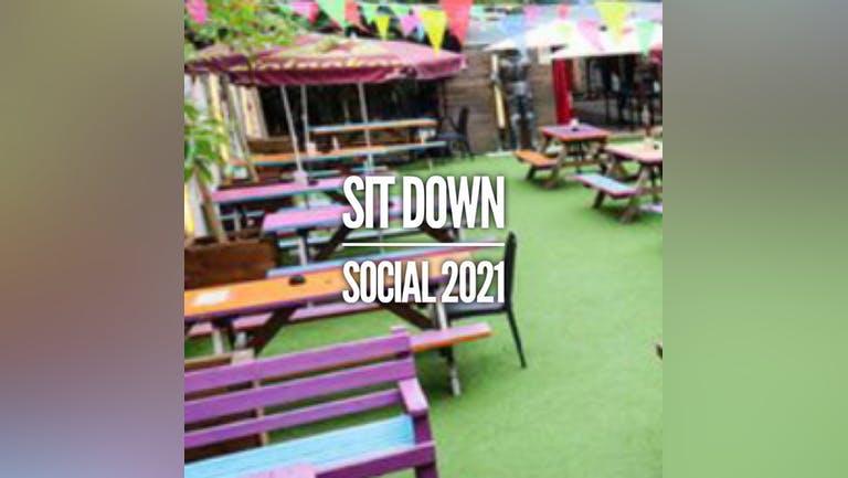 Sit Down Social UV 2021