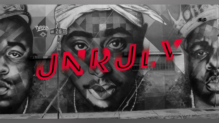 UNRULY | SUNDAY | PERDU | 4th JULY