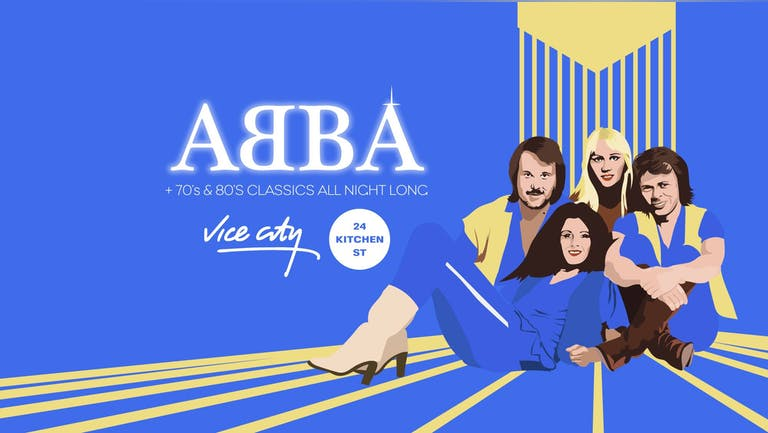 *Rescheduled due to COVID 19 - 26th Sept * ABBA Night Liverpool - THE FREEDOM PARTY