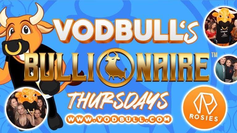 ⚠️FINAL 50 tics!⚠️ Vodbull ☆ BULLIONAIRE™️ PART DEUX!! ☆ Birmingham
