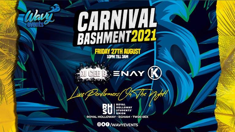 Carnival Bashment 2021