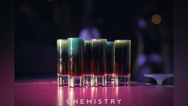 Chemistry - Friday 13th August