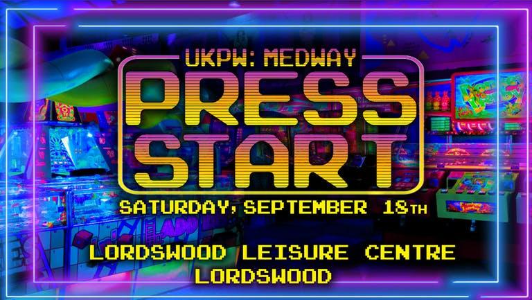 UKPW:Medway - Press Start