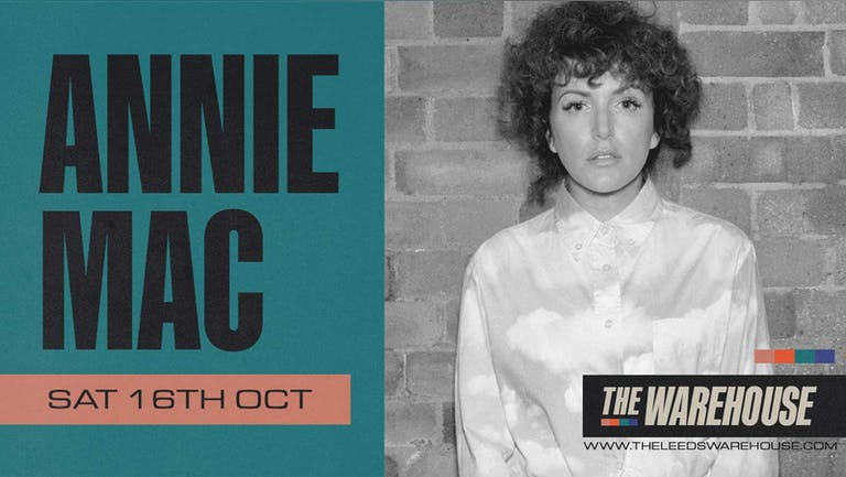 You Look Nice: Annie Mac - Club