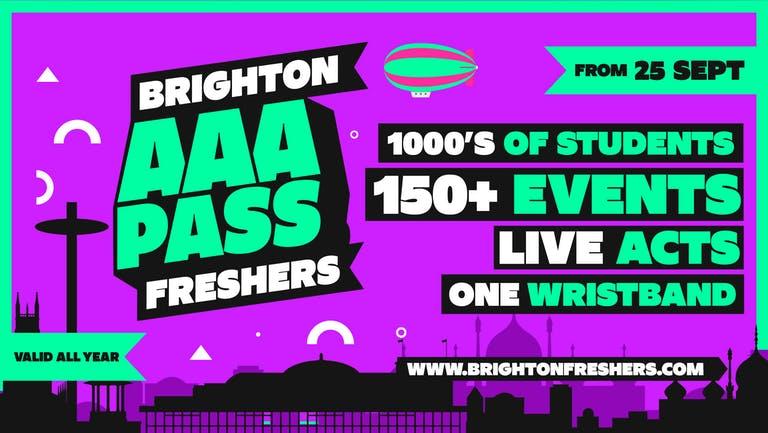 AAA Pass Brighton 2021