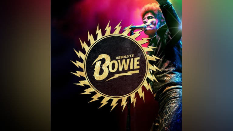 ABSOLUTE BOWIE GREATEST HITS - SAT 11TH DEC - THE LIQUID ROOM
