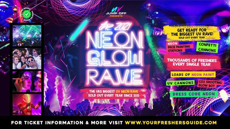 Neon Glow Rave | Birmingham Freshers 2021