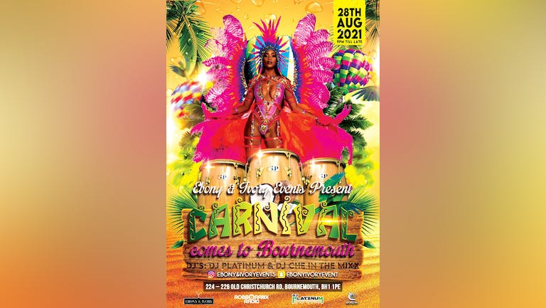 Carnival Comes to Bournemouth