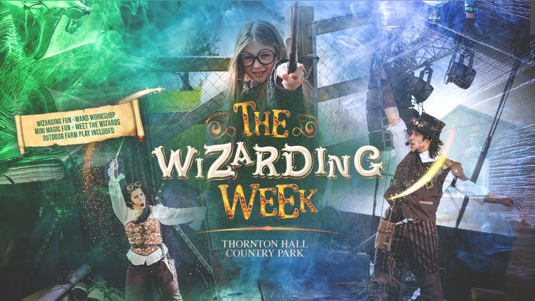 The Wizarding Week (including Farm Park Entry) - Sunday 1st August - All Day Ticket