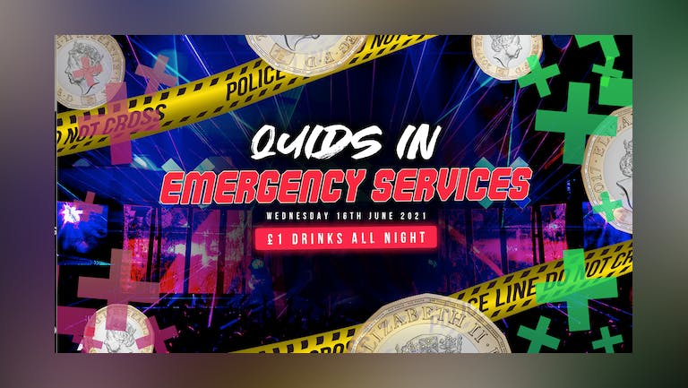 Quids In - Emergency Services