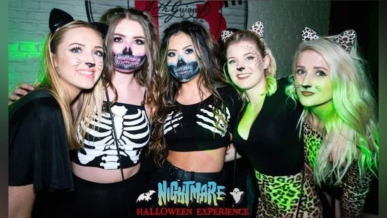 Nightmare Halloween Experience - Haunted Warehouse Takeover at Hangar34! [Tickets on sale now!]