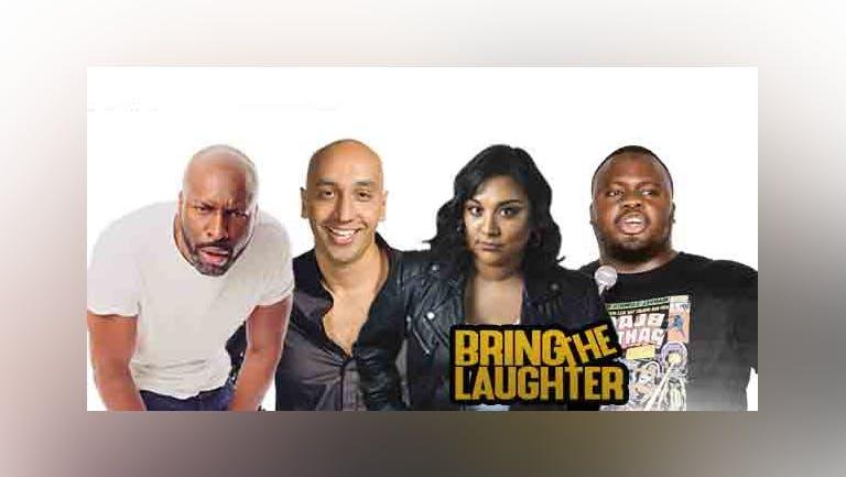 Bring The Laughter - Watford