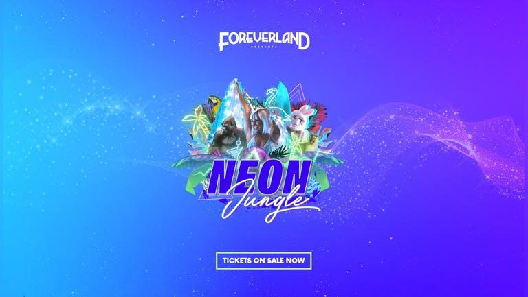 Foreverland Birmingham: Neon Jungle Rave 2021