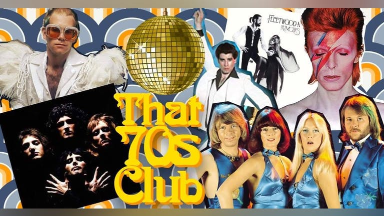 That 70s Club - Manchester