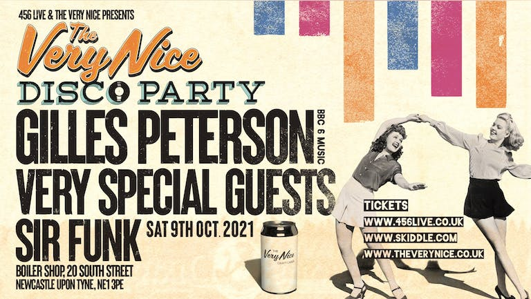 Gilles Peterson & Special Guests
