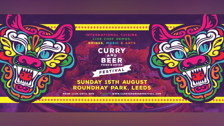 Curry & Beer Festival UK