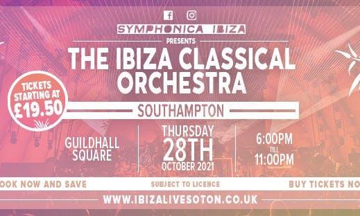 Ibiza Orchestra Southampton