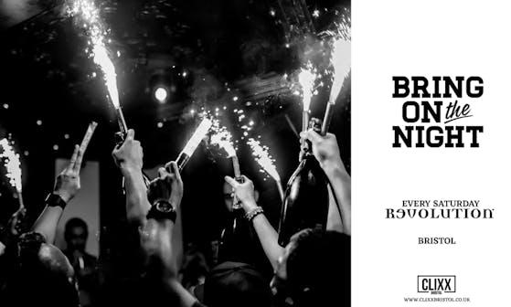 Bring On The Night Bristol