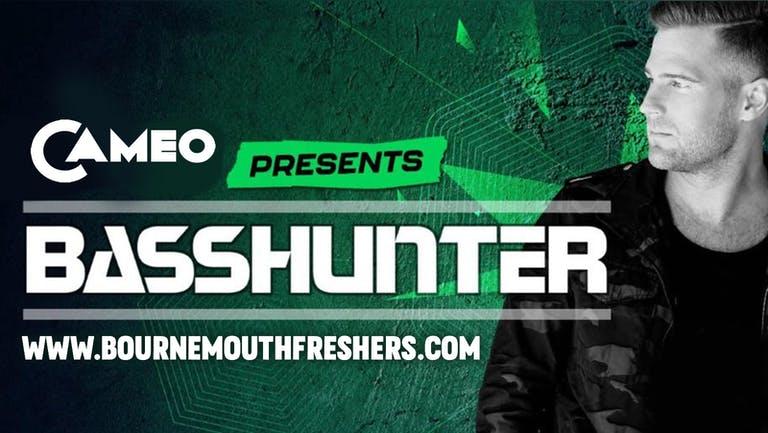 WYLD Wednesdays - Cameo Presents Basshunter - Wednesday 6th October / Bournemouth's BIGGEST Freshers Rave  //// www.bournemouthfreshers.com