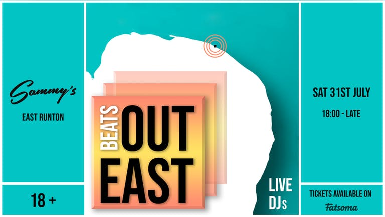 BEATS OUT EAST ( Vol.1 )