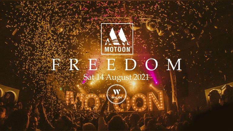 "Motoon ""Freedom!"" - Wylam Brewery"