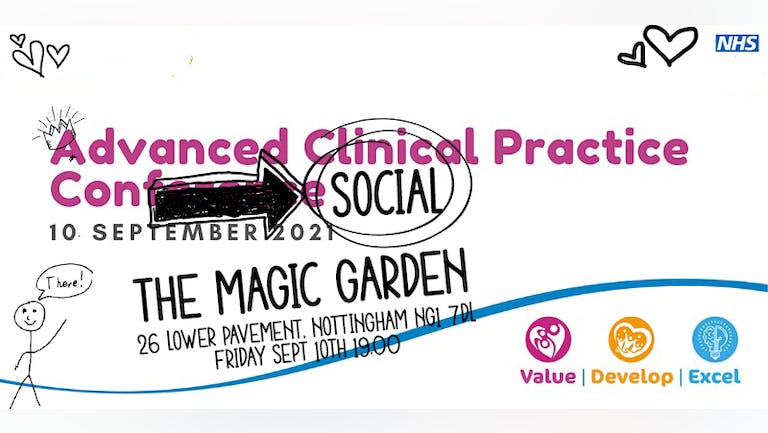 Advanced Clinical Practice Conference - Social