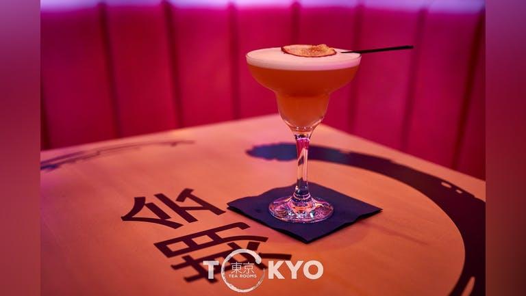Tokyo - Thursday 5th August