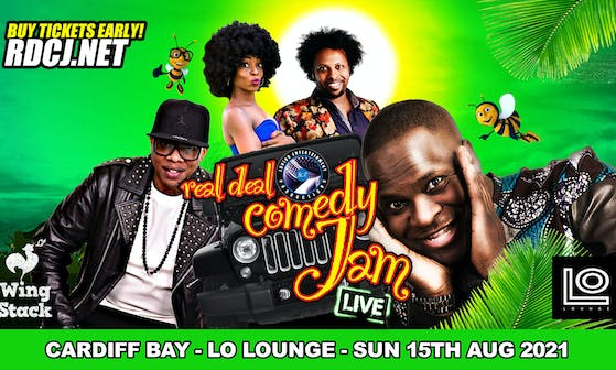 Real Deal Comedy Jam Cardiff
