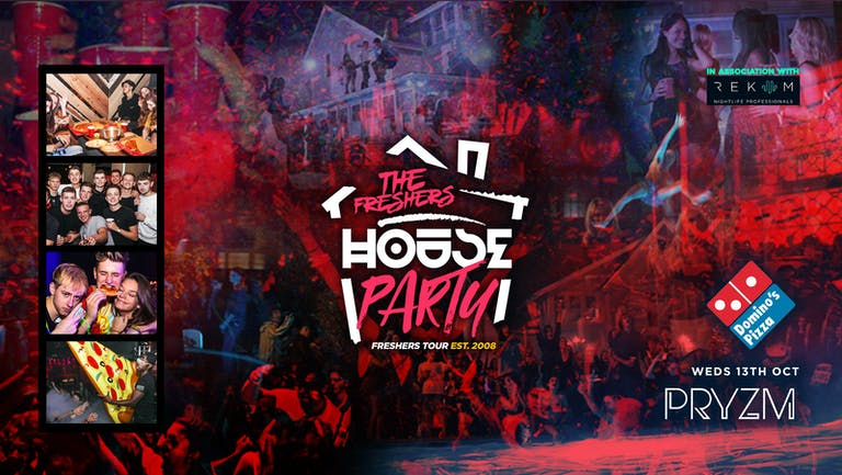 Neon Freshers House Party | Portsmouth Freshers 2021