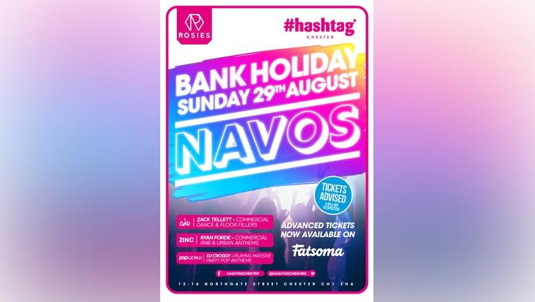 Navos at Hashtag Chester