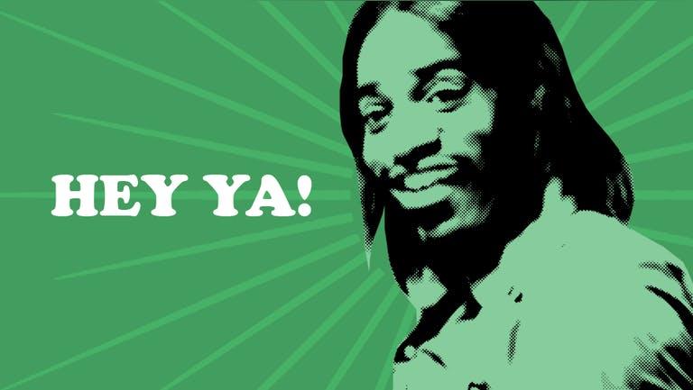 HEY YA! - Party Rockin' 00 Anthems!
