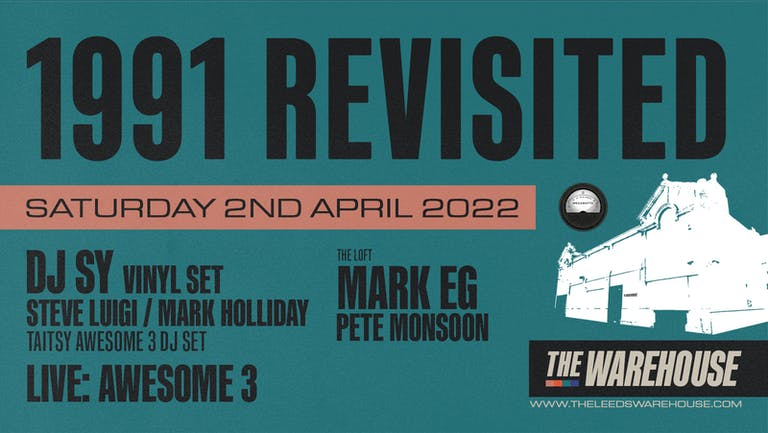 1991 Revisited - Live & Club