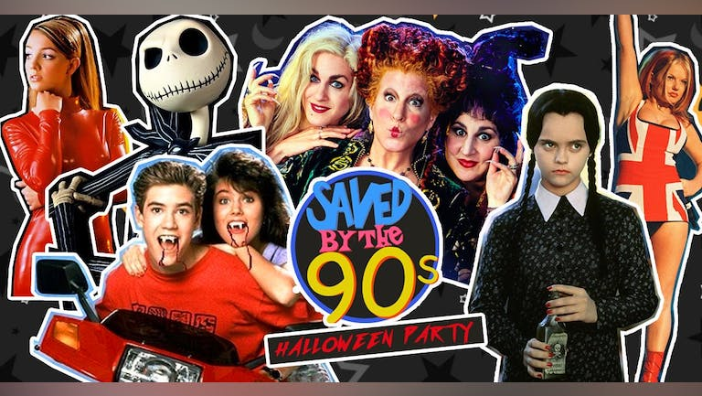 Saved By The 90s Halloween Party - Lincoln