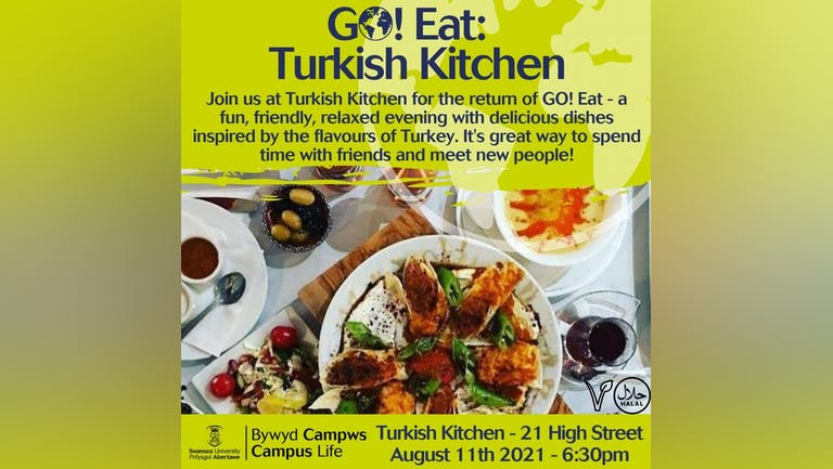 GO! Eat - Turkish Kitchen