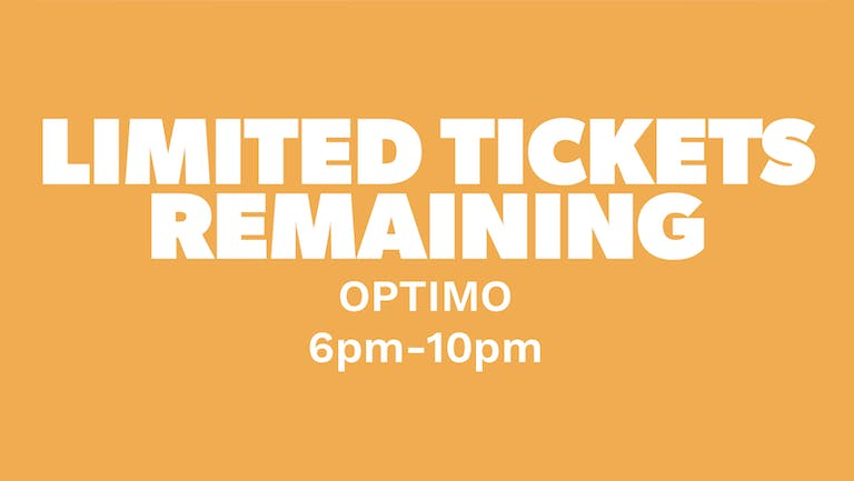 Chow Down: Friday 6th August - Optimo (DJ set)