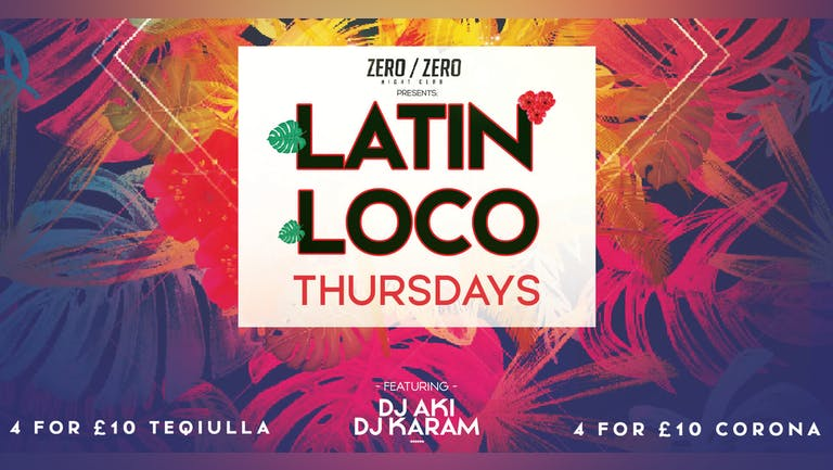 Latin Loco with DJ Akis