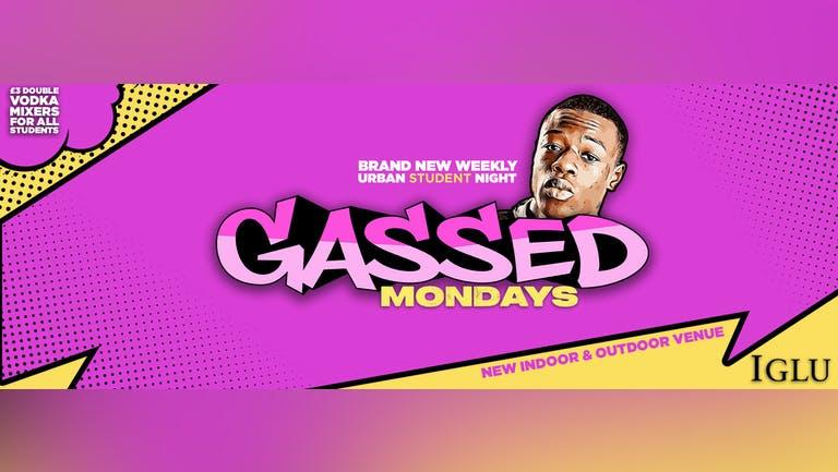 Gassed Mondays - 27/09/21