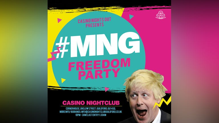 MNG - Monday Night Guildford