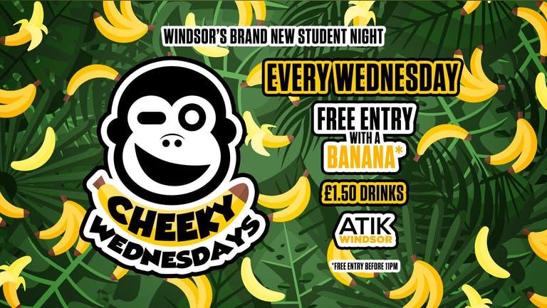 Cheeky Wednesdays • TONIGHT at ATIK Windsor!