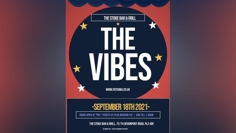 The vibes live @ The Stoke Bar & Grill