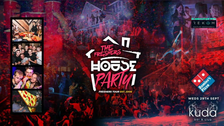 Neon Freshers House Party | York Freshers 2021