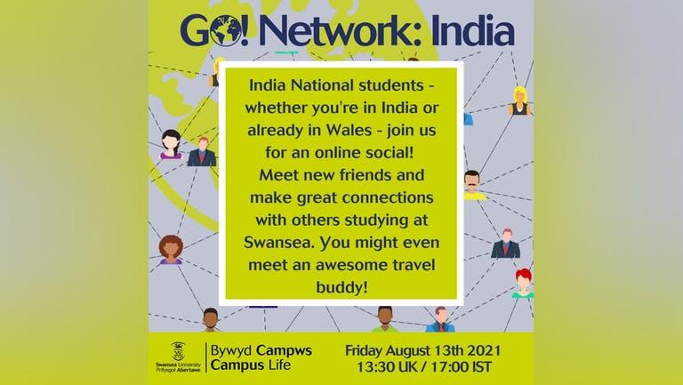 Go! Network: India