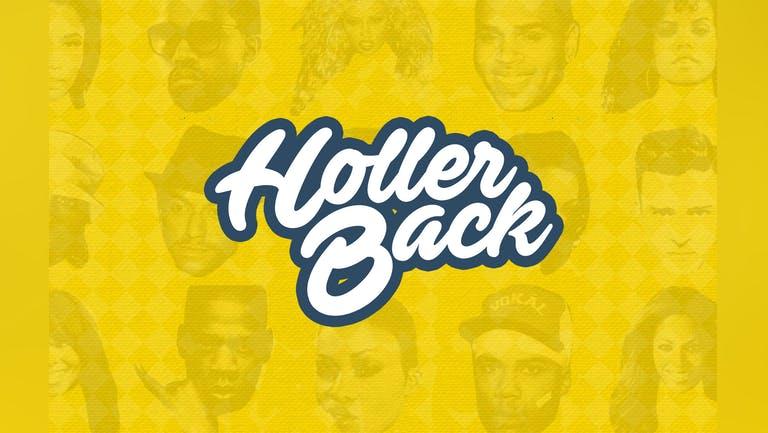 Holler Back - HipHop N' R&B  | London