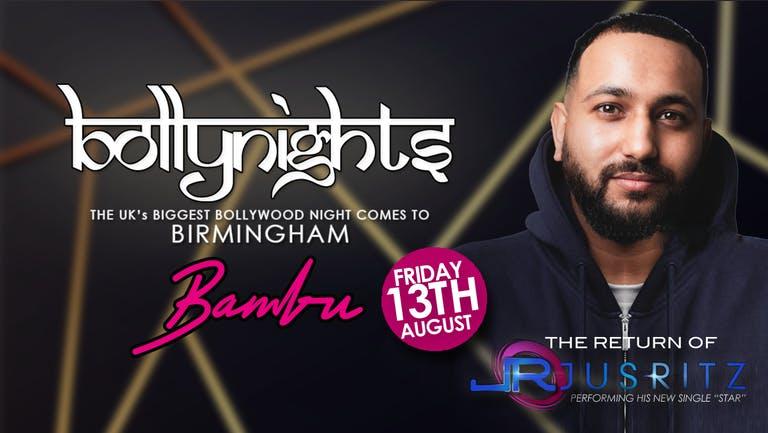 Bollynights Birmingham - Jus Ritz Single Release Party (Star)