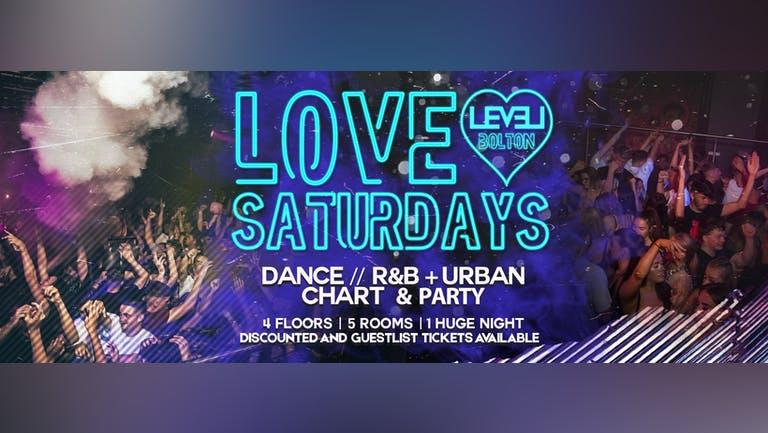Love Saturday