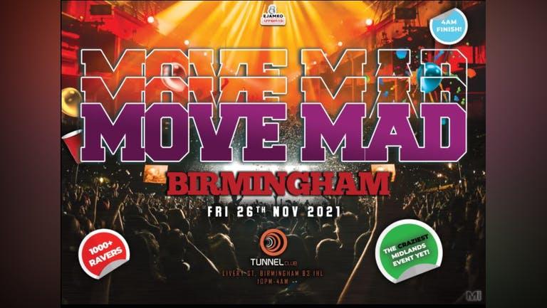 Move Mad