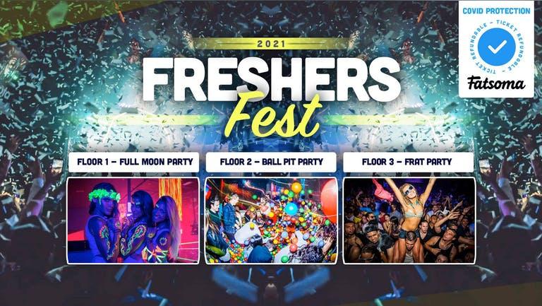 Freshers Fest   21.09