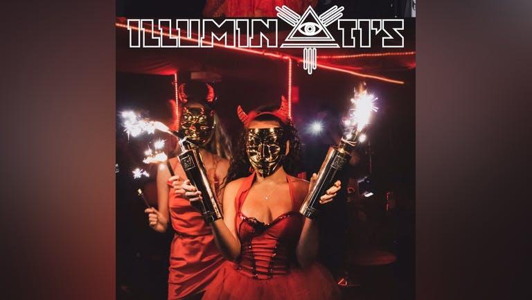 Illuminati Northampton // Ibiza Gold